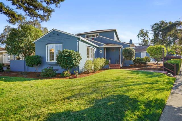 302 Myrtle St, Redwood City, CA 94062 (#ML81812729) :: The Sean Cooper Real Estate Group