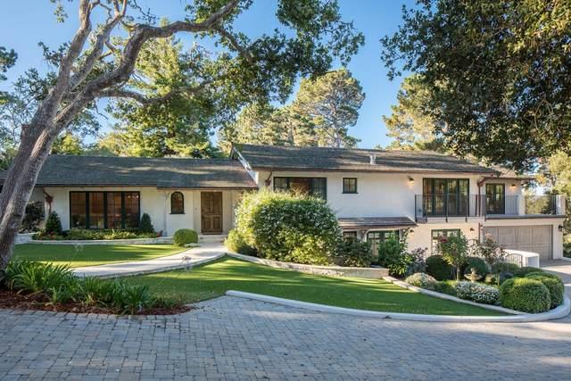 25690 Hatton Rd, Carmel, CA 93923 (#ML81812750) :: The Realty Society