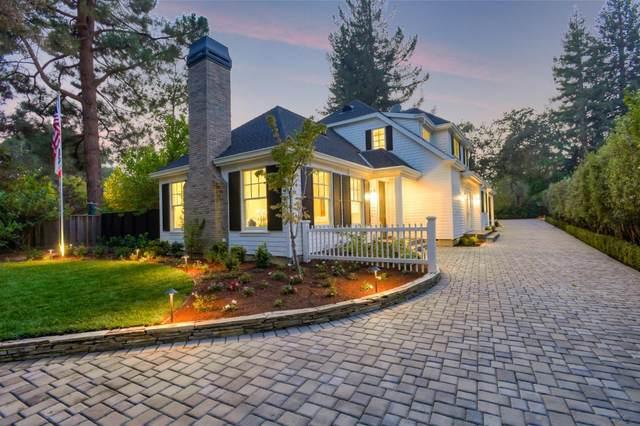 65 Maple Ave, Atherton, CA 94027 (#ML81812758) :: Intero Real Estate