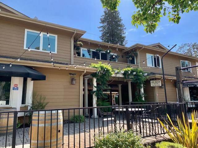 14598 Big Basin Way C, Saratoga, CA 95070 (#ML81812779) :: Real Estate Experts