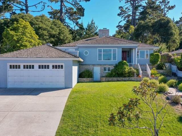 1067 Morse Dr, Pacific Grove, CA 93950 (#ML81812781) :: The Kulda Real Estate Group