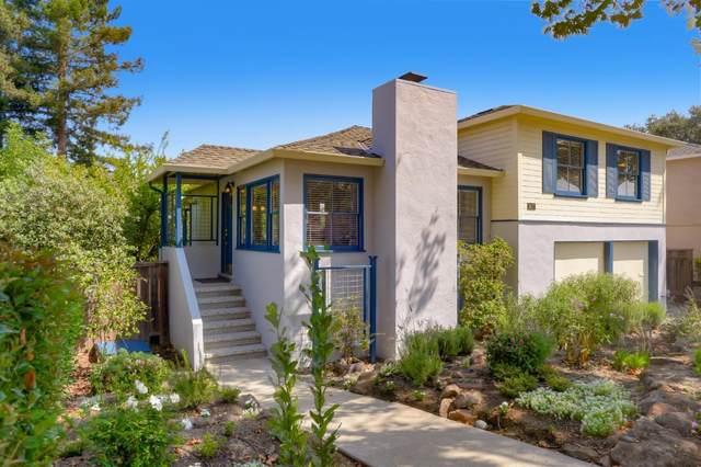 1627 Alameda De Las Pulgas, Redwood City, CA 94061 (#ML81812792) :: The Sean Cooper Real Estate Group