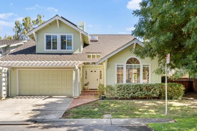 305 Woodland Park Ln, Mountain View, CA 94043 (#ML81812799) :: The Sean Cooper Real Estate Group
