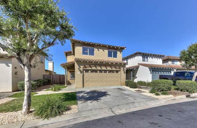949 Nantucket Blvd 20, Salinas, CA 93906 (#ML81812819) :: Strock Real Estate