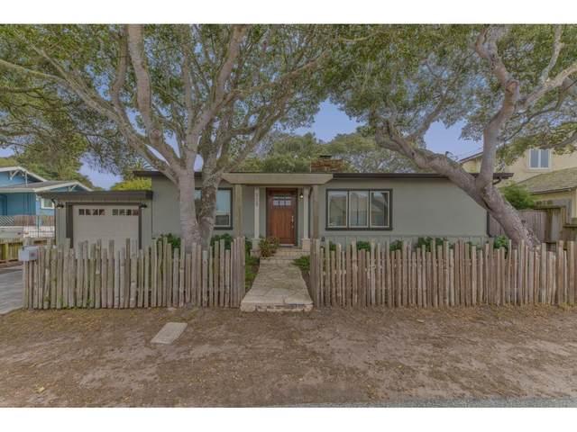 909 Ruth Ct, Pacific Grove, CA 93950 (#ML81812835) :: Strock Real Estate