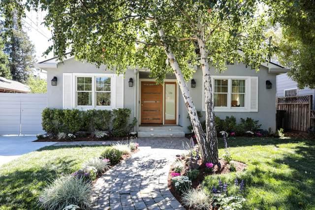136 Pasa Robles Ave, Los Altos, CA 94022 (#ML81812845) :: The Sean Cooper Real Estate Group