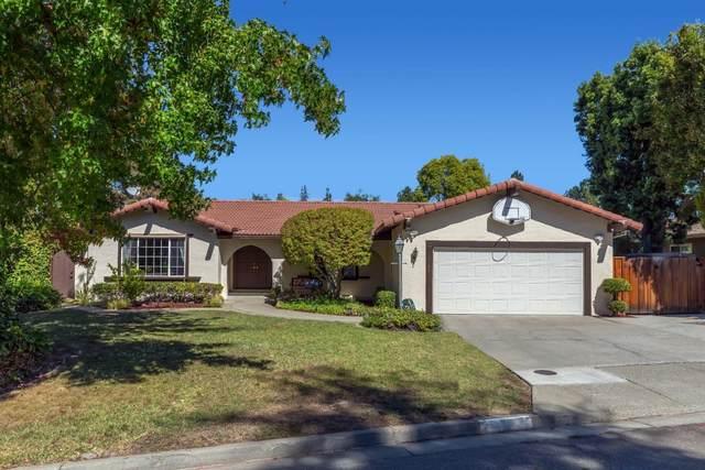 20159 Marilla Ct, Saratoga, CA 95070 (#ML81812861) :: Real Estate Experts