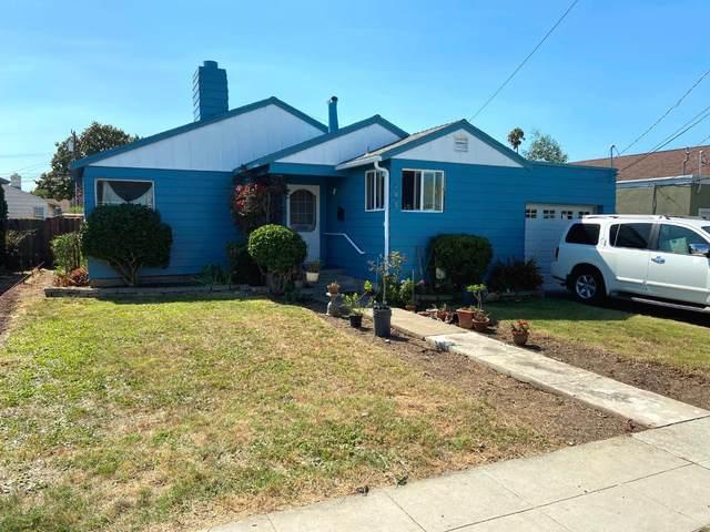 105 N Quebec St, San Mateo, CA 94401 (#ML81812881) :: The Sean Cooper Real Estate Group