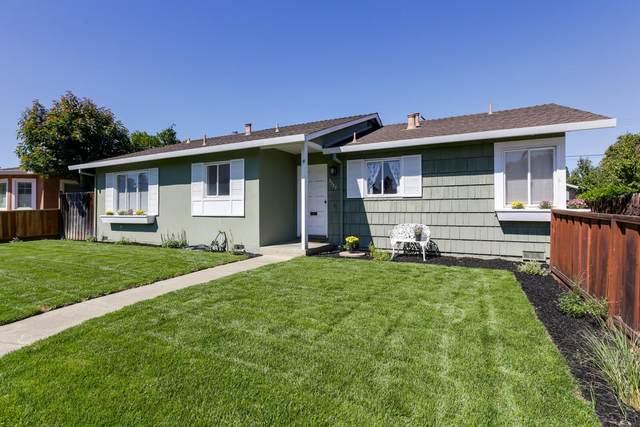 3535 Olsen Dr, San Jose, CA 95117 (#ML81812885) :: Real Estate Experts
