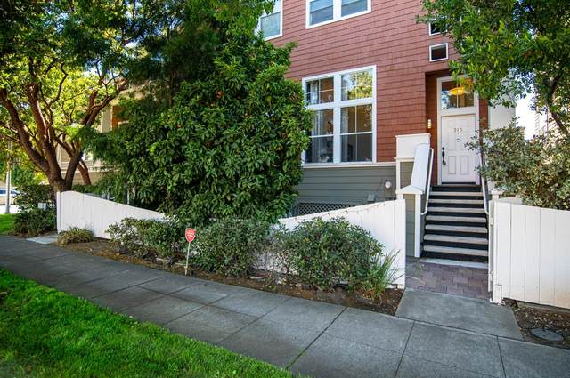 316 S Humboldt St, San Mateo, CA 94401 (#ML81812886) :: The Kulda Real Estate Group