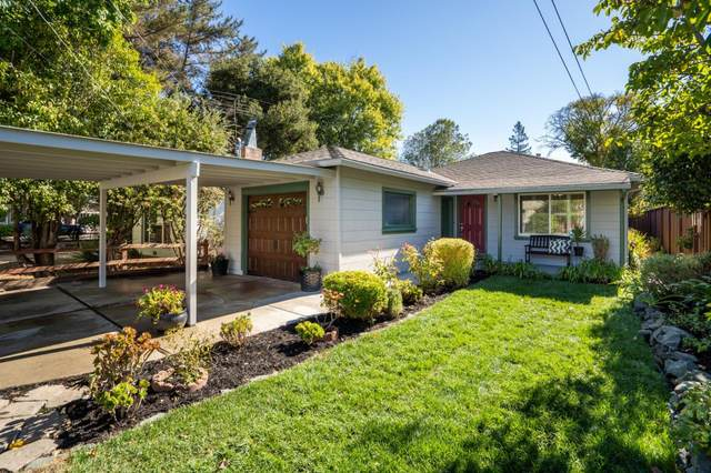 688 17th Ave, Menlo Park, CA 94025 (#ML81812897) :: The Sean Cooper Real Estate Group