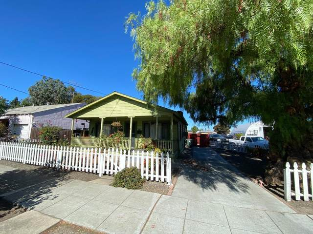 445 Standish St, Redwood City, CA 94063 (#ML81812938) :: Real Estate Experts