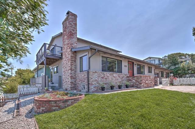303 11th St, Pacific Grove, CA 93950 (#ML81812967) :: Real Estate Experts