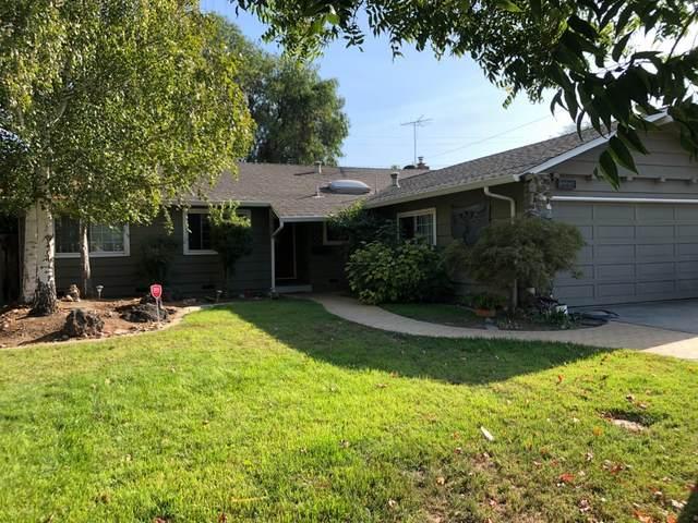 4068 Teale Ave, San Jose, CA 95117 (#ML81812978) :: Schneider Estates