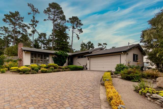 3067 Larkin Rd, Pebble Beach, CA 93953 (#ML81813039) :: The Realty Society