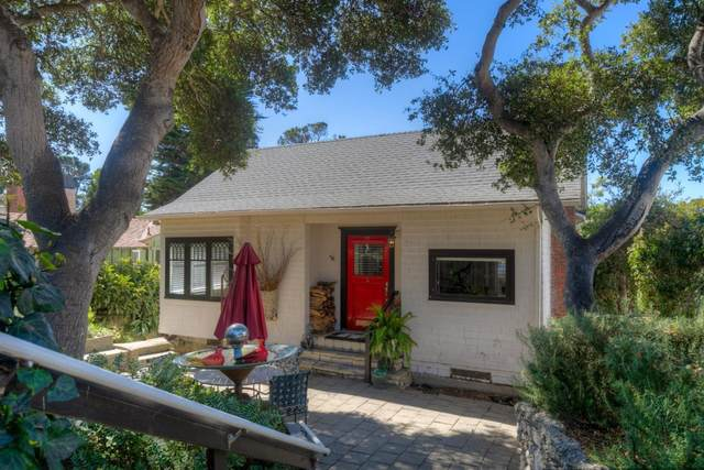 3 SW Of Ocean On Monte Verde St, Carmel, CA 93921 (#ML81813043) :: The Goss Real Estate Group, Keller Williams Bay Area Estates