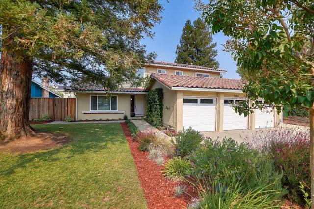 15860 La Porte Ct, Morgan Hill, CA 95037 (#ML81813109) :: Strock Real Estate
