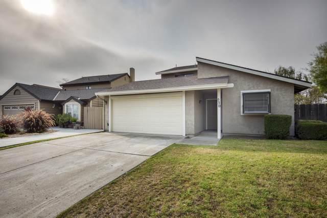 530 Stevenson St, Salinas, CA 93907 (#ML81813199) :: Intero Real Estate
