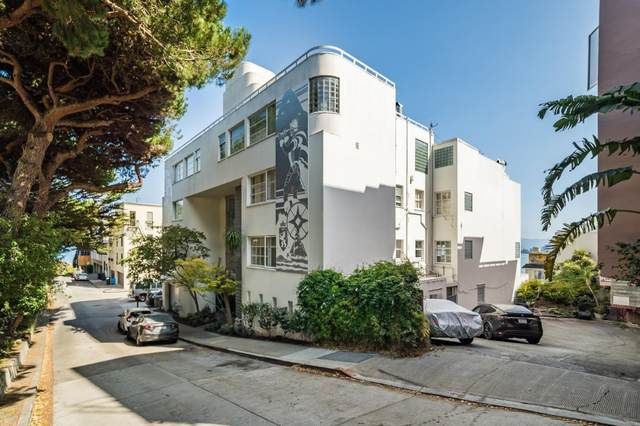 1360 Montgomery St 4, San Francisco, CA 94133 (#ML81813209) :: The Goss Real Estate Group, Keller Williams Bay Area Estates