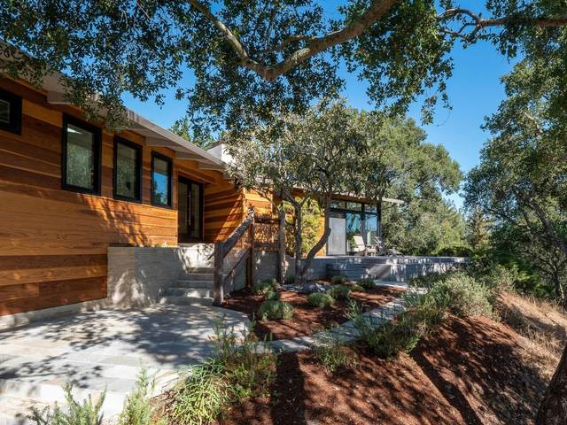 111 Grove Dr, Portola Valley, CA 94028 (#ML81813317) :: The Sean Cooper Real Estate Group