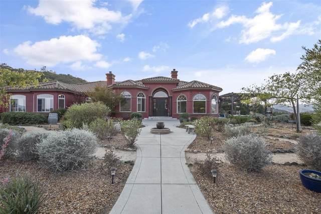 17155 Uvas Rd, Morgan Hill, CA 95037 (#ML81813328) :: Strock Real Estate