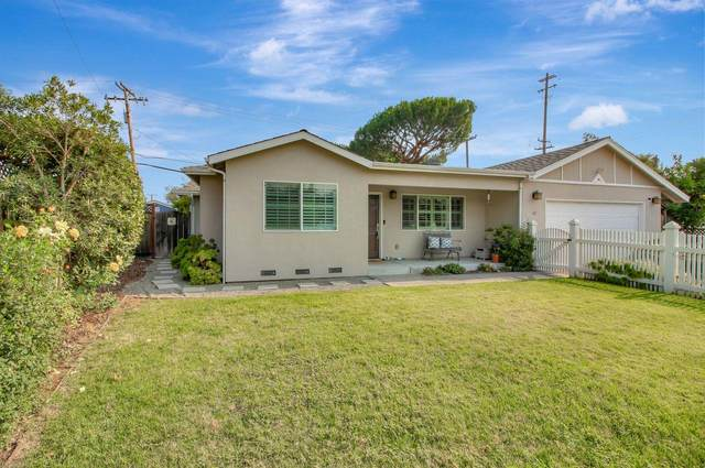 101 Farm Hill Way, Los Gatos, CA 95032 (#ML81813333) :: Strock Real Estate