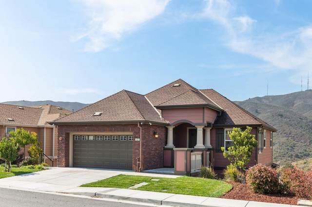 137 Elderberry Ln, Brisbane, CA 94005 (#ML81813365) :: Strock Real Estate