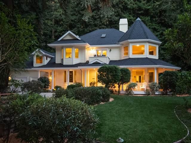 15930 Redwood Lodge Rd, Los Gatos, CA 95033 (#ML81813549) :: Strock Real Estate