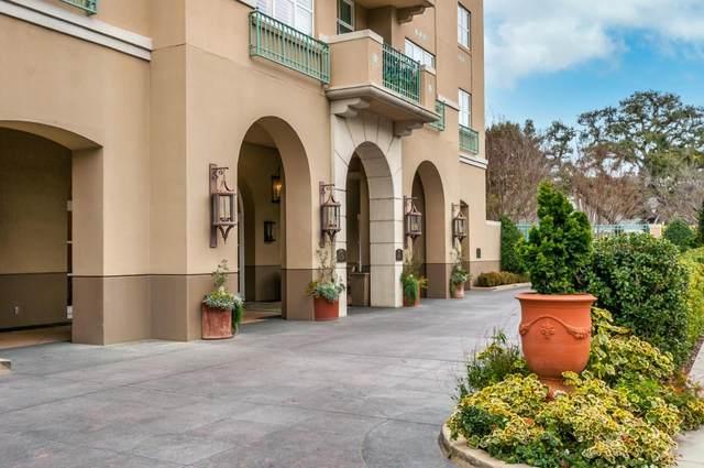 1 Baldwin Ave 416, San Mateo, CA 94401 (#ML81813554) :: Intero Real Estate
