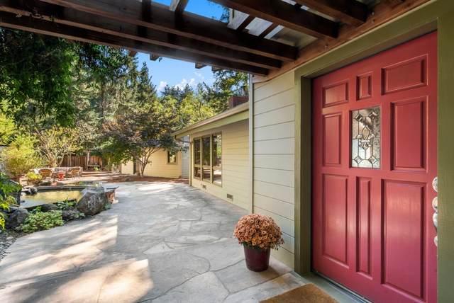 1811 Granite Creek Rd, Santa Cruz, CA 95065 (#ML81813576) :: The Kulda Real Estate Group
