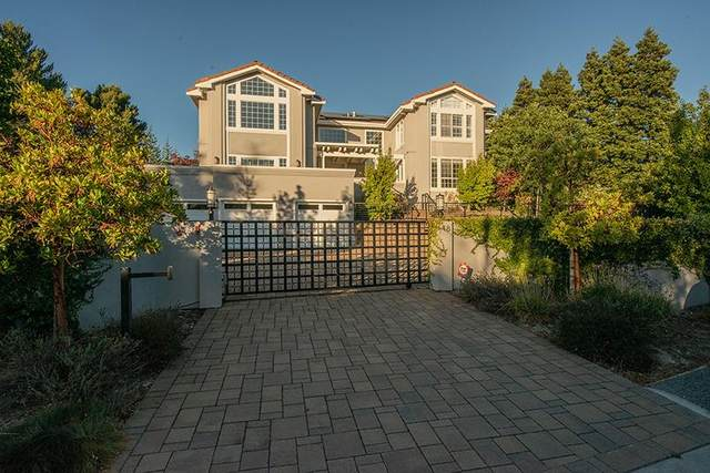 48 Southdown Ct, Hillsborough, CA 94010 (#ML81813630) :: The Realty Society