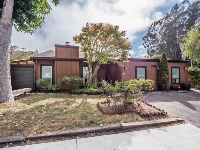 270 Alturas Way, Soquel, CA 95073 (#ML81813708) :: Schneider Estates