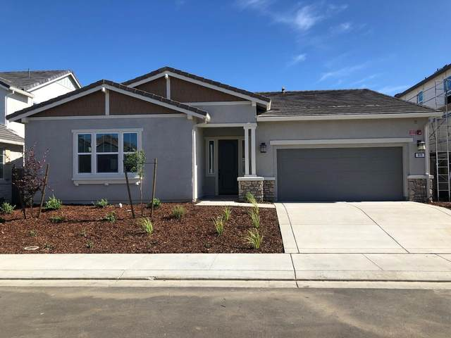 879 Daffodil Dr, Vacaville, CA 95687 (#ML81813724) :: The Realty Society