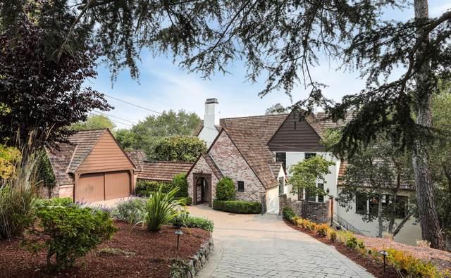1210 Kenilworth Rd, Hillsborough, CA 94010 (#ML81813737) :: The Realty Society