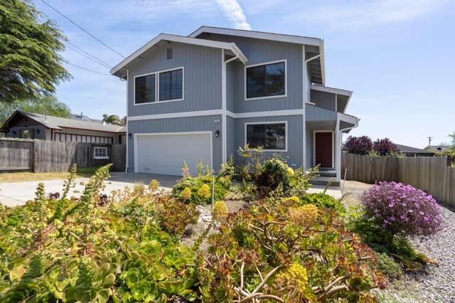 138 Carmel Ave, El Granada, CA 94018 (#ML81813787) :: The Realty Society