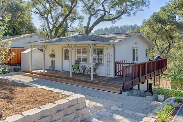131 Sunridge Dr, Scotts Valley, CA 95066 (#ML81813856) :: Schneider Estates