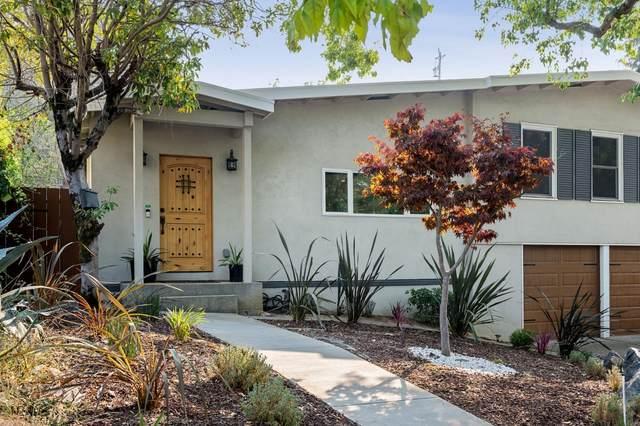 1527 Altura Way, Belmont, CA 94002 (#ML81813871) :: RE/MAX Gold