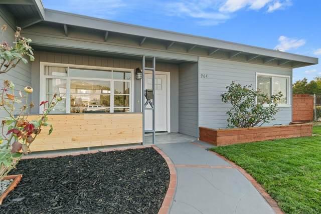 964 S Norfolk St, San Mateo, CA 94401 (#ML81813898) :: Robert Balina | Synergize Realty