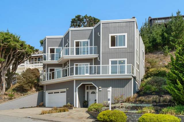 359 Beaumont Blvd, Pacifica, CA 94044 (#ML81814004) :: The Realty Society