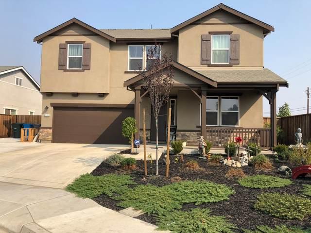 268 Cedar Ct, San Juan Bautista, CA 95045 (#ML81814030) :: The Realty Society