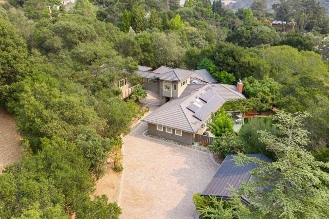 60 Golden Oak Dr, Portola Valley, CA 94028 (#ML81814073) :: Schneider Estates