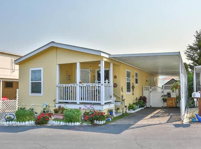 225 Mt. Hermon Rd 122, Scotts Valley, CA 95066 (#ML81814129) :: The Goss Real Estate Group, Keller Williams Bay Area Estates