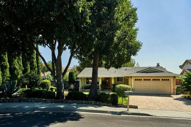 1654 Stemel Way, Milpitas, CA 95035 (#ML81814141) :: The Goss Real Estate Group, Keller Williams Bay Area Estates