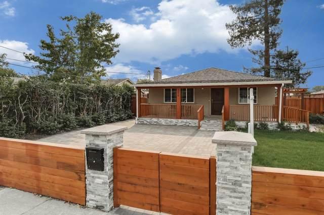 204 Nimitz Ave, Redwood City, CA 94061 (#ML81814188) :: The Realty Society