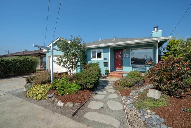 112 Shoreview Ave, Pacifica, CA 94044 (#ML81814200) :: The Goss Real Estate Group, Keller Williams Bay Area Estates