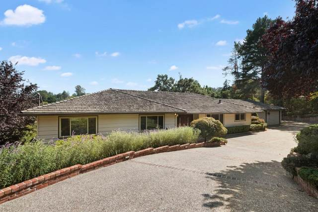 1255 La Cumbre Rd, Hillsborough, CA 94010 (#ML81814219) :: Robert Balina | Synergize Realty