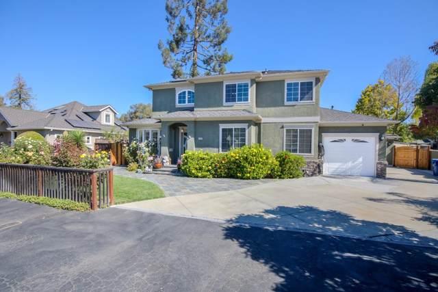 1240 Abbott Ave, Campbell, CA 95008 (#ML81814220) :: Intero Real Estate