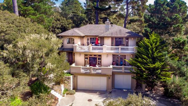3101 Hermitage Rd, Pebble Beach, CA 93953 (#ML81814231) :: The Realty Society