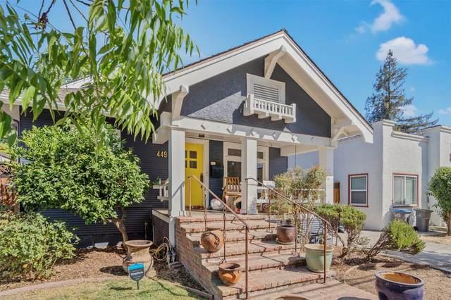 449 Coe Ave, San Jose, CA 95125 (#ML81814286) :: Schneider Estates