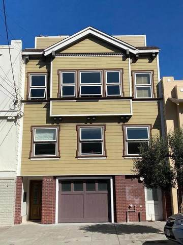 322 22nd Ave 301, San Francisco, CA 94121 (#ML81814291) :: Intero Real Estate